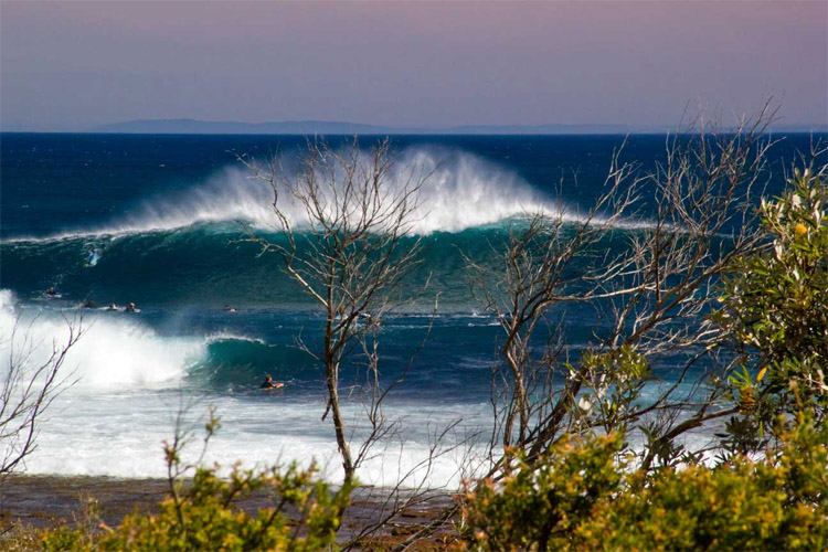 Black Rock: o oleoduto australiano    Foto: Rede Matador