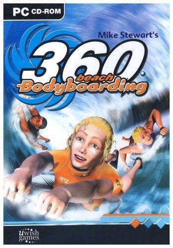 Bodyboard 360 ° na praia de Mike Stewart