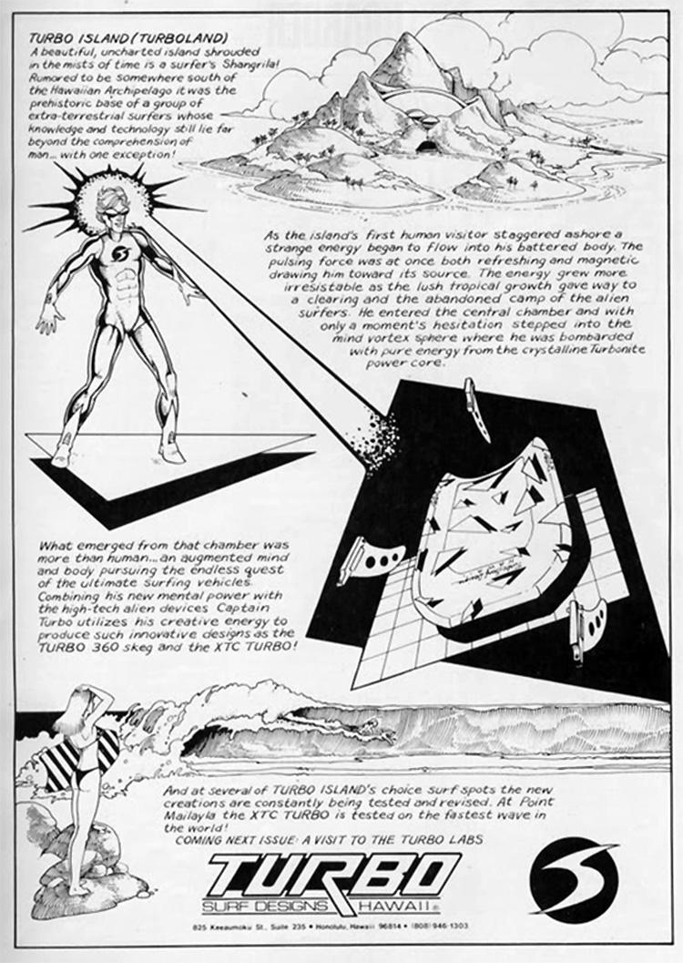 As Aventuras do Capitão Turbo (1986)    Ilustração: Fujitake