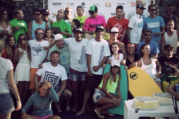 Rio Bodyboarding Master Series 2014: um formato competitivo espalhado pelo Brasil Foto: Rodrigo Monteiro