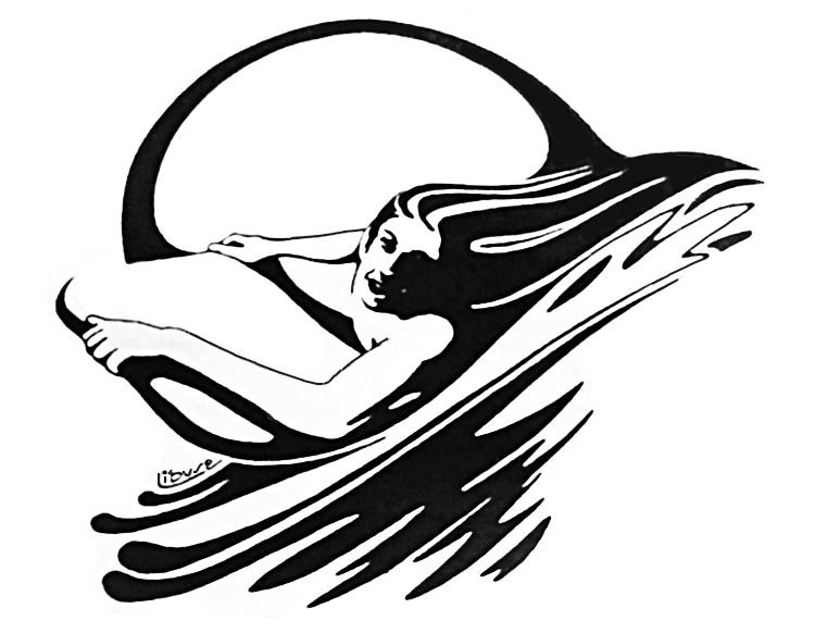 Morey Boogie: O logotipo original de Craig Libuse    Ilustração: Craig Libuse