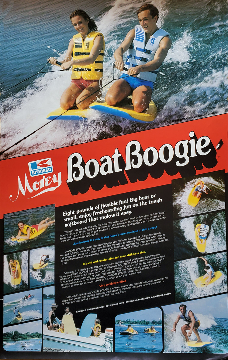 Morey Boat Boogie: Craig Libuse se faz passar por