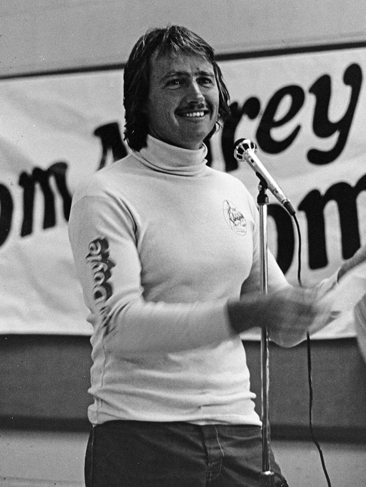 Tom Morey: Um empresário brilhante e um grande líder Foto: Arquivos Libuse