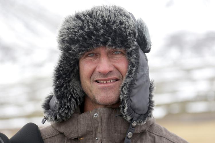 Mike Stewart: De oleoduto de água quente para folhas congeladas da Islândia |  Foto: Nunes / Red Bull