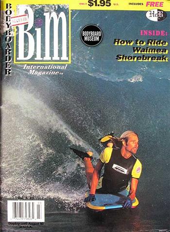 Revista Internacional Bodyboarder (BIM)