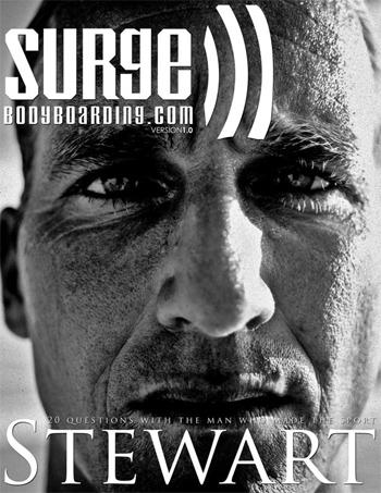 Revista Surge Bodyboarding