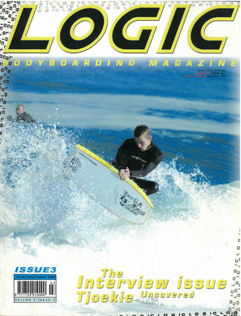 Revista Bodyboard Logic