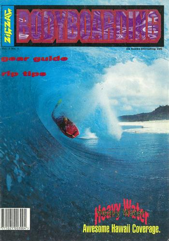 Revista ZigZag Bodyboard