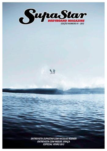 Supastar Bodyboard Magazine