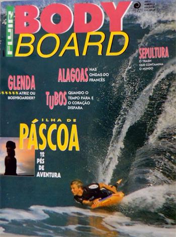 Revista Fluir Bodyboard