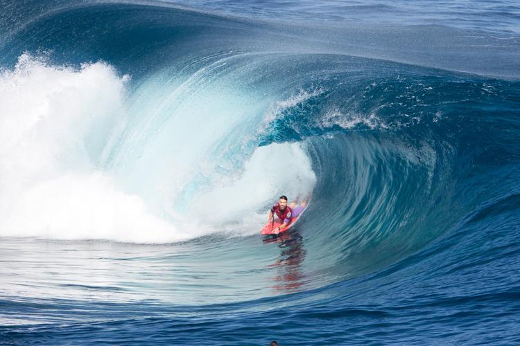 El Frontón: volta do IBC World Tour às Ilhas Canárias Foto: APB