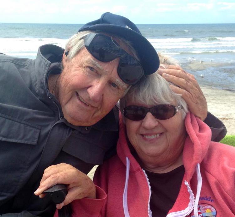 Tom Morey e Patti Serrano: amigos para a vida toda