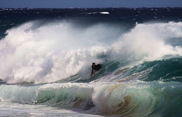 Sandy Beach: A Meca do bodyboard havaiano