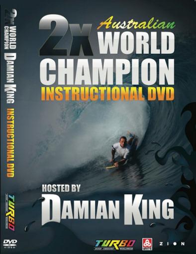 Damian King: um ótimo professor