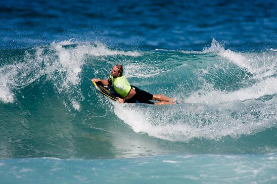 Damian King: Beach Soldiers King of Bodyboarding