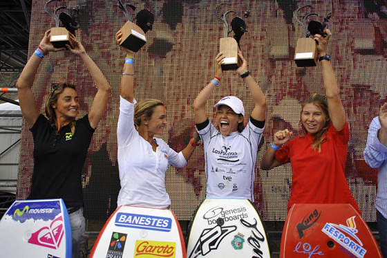 O IBA World Tour 2009 terminará em El Confital