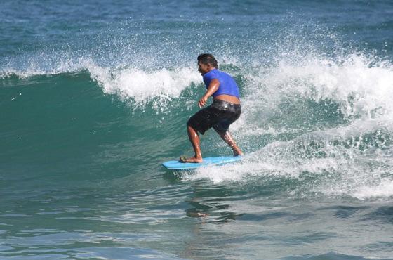 USBA Science Hawaii Tour: Ei, esta é uma competição de bodyboard