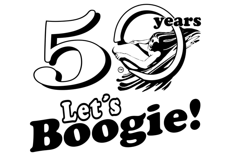 Vamos dançar!  aniversário de 50 anos