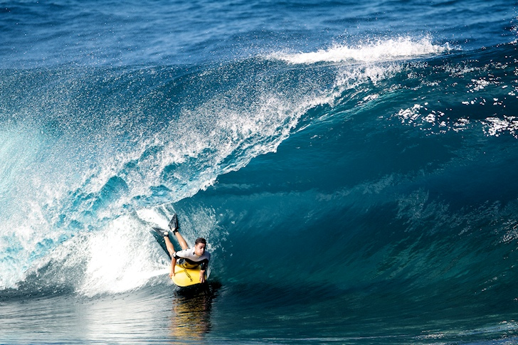 Bodyboard: O Free Surf World Tour não coincidirá com o APB World Tour    competir Foto: Fronton King