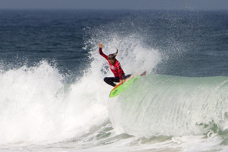 Bodyboards na altura do joelho: geralmente têm uma ponta inferior larga. Foto: Silva / Red Bull