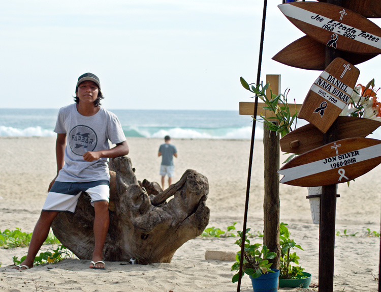 Cesar Lujan: um menino de 14 anos de Puerto que só precisa de um ritmo de boogie para viver o sonho Foto: John P. Murphy