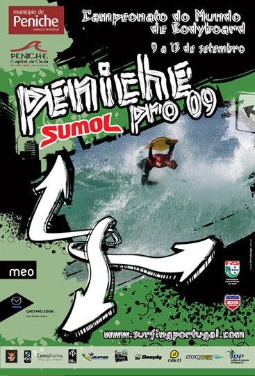 Peniche Pro 2009 em Supertubos