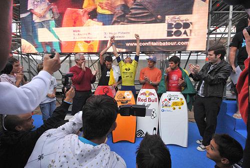 Uri Valadão vence IBA Tour 2008