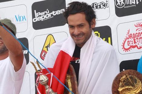 Cesar Bauer é o campeão mundial IBA Drop Knee 2010