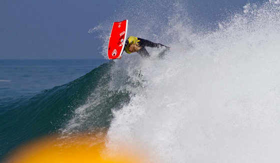 dave winchester vence o arica chilean challenge em 2012