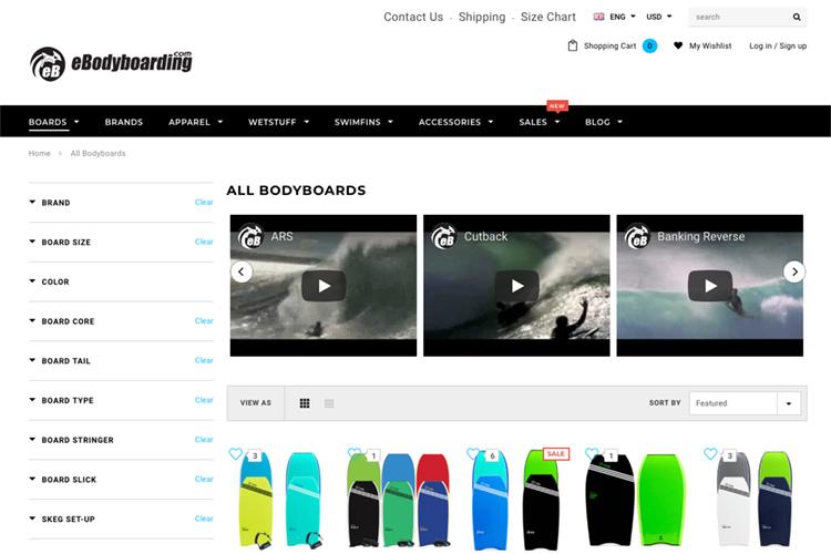 eBodyboarding.com: nascido em 15 de abril de 1999