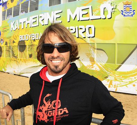 guilherme tamega e eunate aguirre venceram o cobra dagua bodyboarding show bahia em 2009