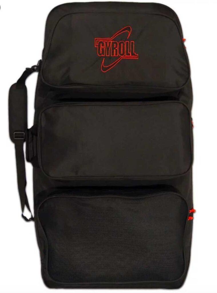 gyroll tri pouch bodyboard bag