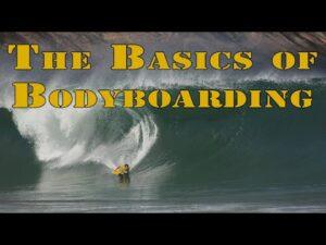 O básico do bodyboard da mão do Ian Campbell.
