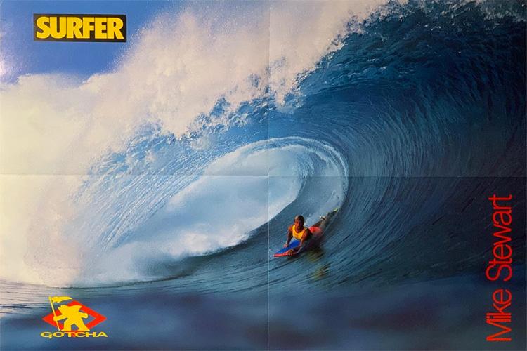 mike stewart surfer magazine